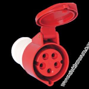 контакт подвиж.215/16A 3P+E
