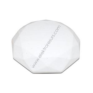 ЛЕД ПЛ 12w кръг диамант ф.230