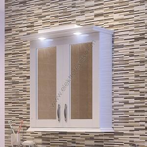 Шкаф за баня Виктория- Горен