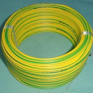 пва 1 - 0.75мм жълтозелен