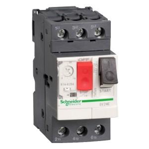 Моторна защита GV2ME05AP 0.63-1A