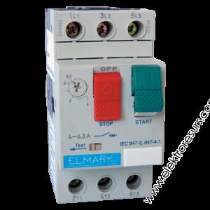 Моторна защита TM2E10 4-6.3A