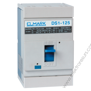 DS1-125 3P  80A