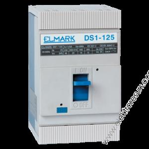 DS1-125 3P 100A