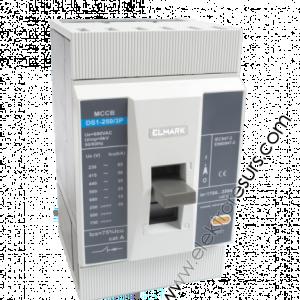 Автомат DS1-250 3P 250A