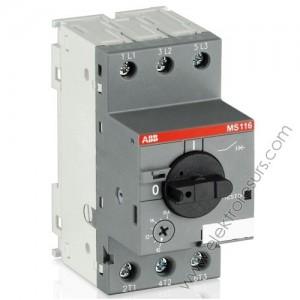 Моторна защита MS116-1.6