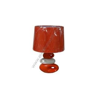 Настолна лампа У635 Червена