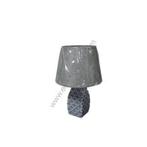 Настолна лампа У669 Сива
