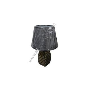 Настолна лампа У669 Кафява