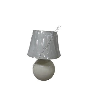 Настолна лампа У670 Сива