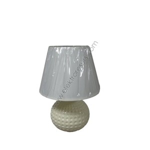 Настолна лампа У671 Сива
