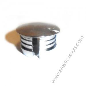 Капачка за мивка никел