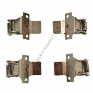 Щипки за LED пано 600/600