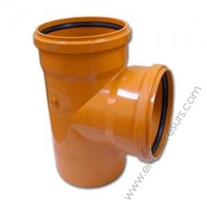 PVC разклонение Ф110 / Ф110 / 87'