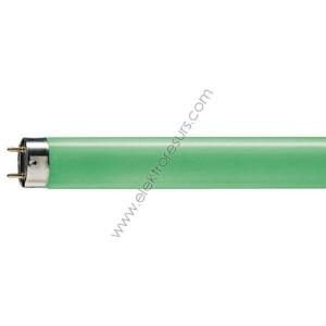 Луминисцентна тръба T8 18W Зелена