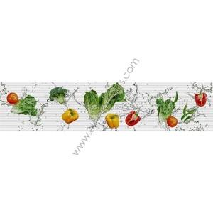 гръб за кухня PVC 4423 Плодове