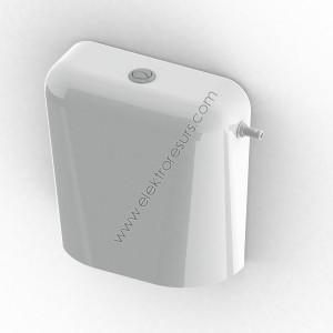 Тоалетно казанче Двустепенно С маркуч