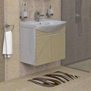 Шкаф за баня Каролина- Долен