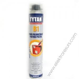 Пяна пистолетна за изолация Tytan 750ml