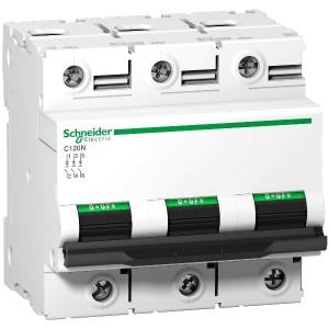 Автоматичен прекъсвач C120N3P 3P/ 100A C
