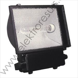 Прожектор металохалоген 400w черен
