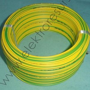 ПВА-1 1 кв/мм - жълтозелен