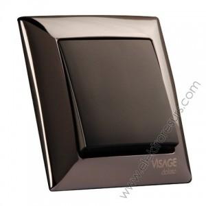 рамка Visage Deluxe 1 графит
