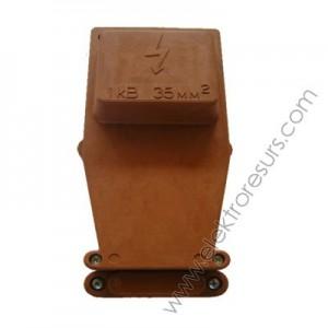 кутия К2 с предпазител бакелит