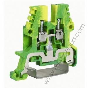 AB1TP3535U клема жълто-зелена 35 мм2