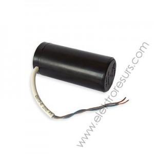 Кондензатор 125-156 mF 250v пусков