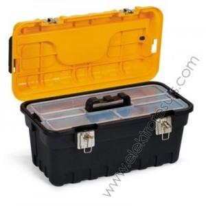 Куфар с метална дръжка 26
