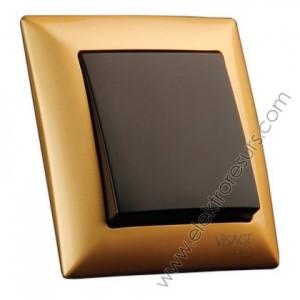 рамка Visage Deluxe 3 перлено злато