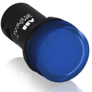 Лампа CL-502L Синя 24V
