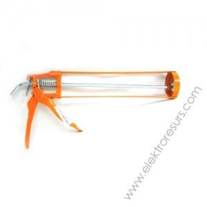 Пистолет за силикон оранжев