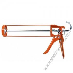 Пистолет за силикон пластмасов Topex