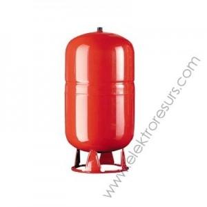 разширителен мембранен съд 18л 1/2 червен