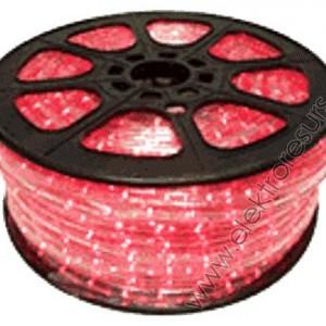 LED маркуч Червен