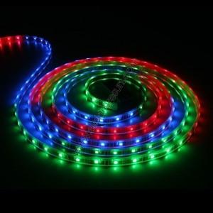 LED Лента 5050 IP20 RGB 14.4W
