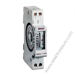 часовник GR 211 mini 16A с батерия