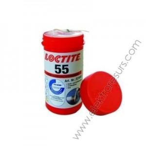 тефлонов конец LOCTITE-55 150м