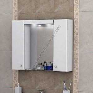 Шкаф за баня Вегас- Горен