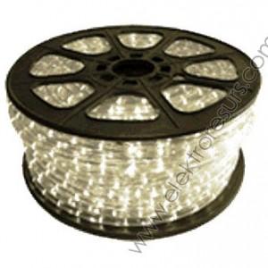 LED маркуч Топло бял
