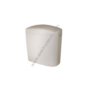 Тоалетно казанче за ниско поставяне Модел 3 Бяло