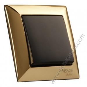 Рамка Visage Deluxe 1 злато